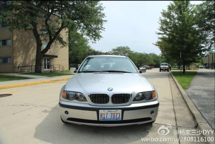 毕业回国,含泪卖车。 2003 BMW 325i sedan