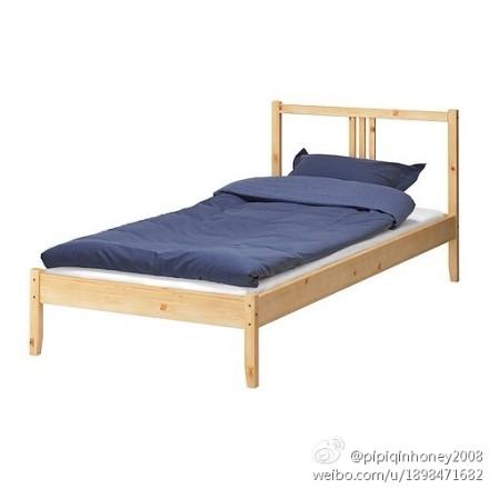 回国甩卖:2张IKEA单人床
