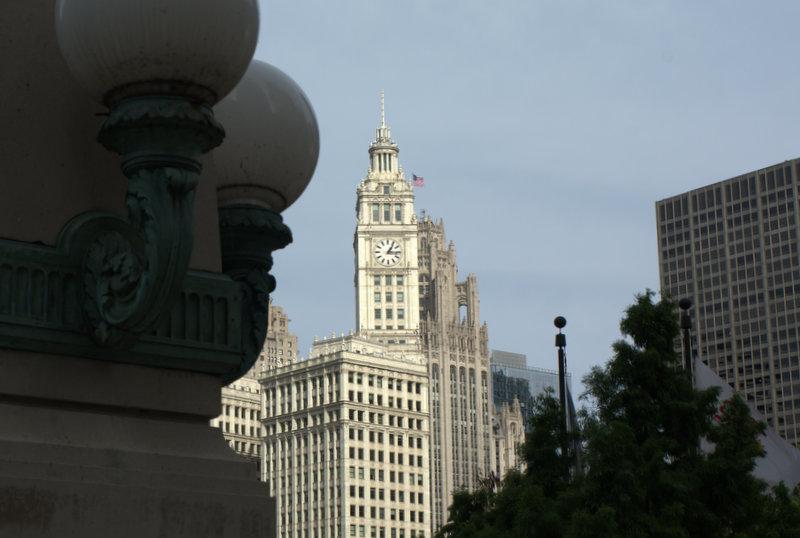 Chicago Tribune Bldg.