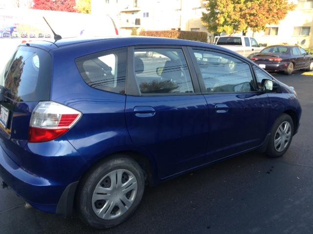 回台 賣車 2010 Honda fit ~30200mile