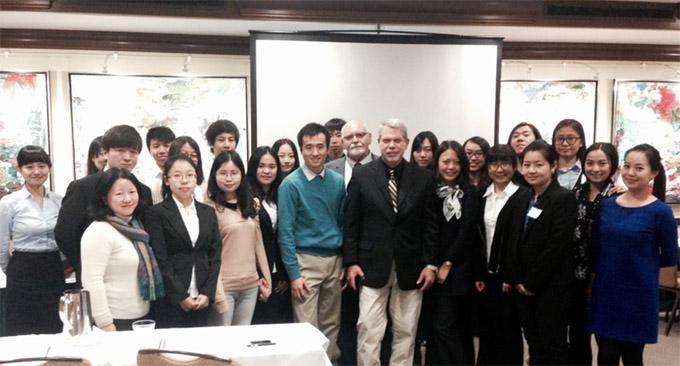 融入胜出:为中国学生求职打造个人品牌