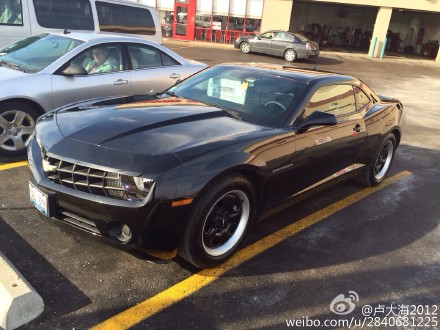 卖车 2012 Chevrolet Camaro LS 3.5 Liter V6