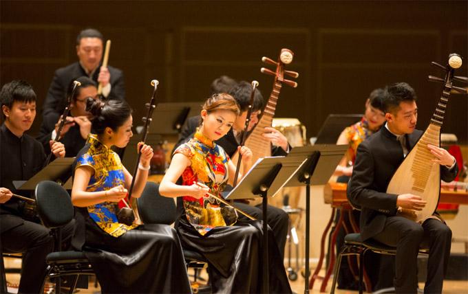《中国之声》音乐会: 芝加哥全城庆祝中国年华丽篇章