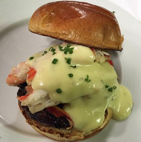 "Chicago Eater评选的""芝加哥2015年最火的21家汉堡店"""