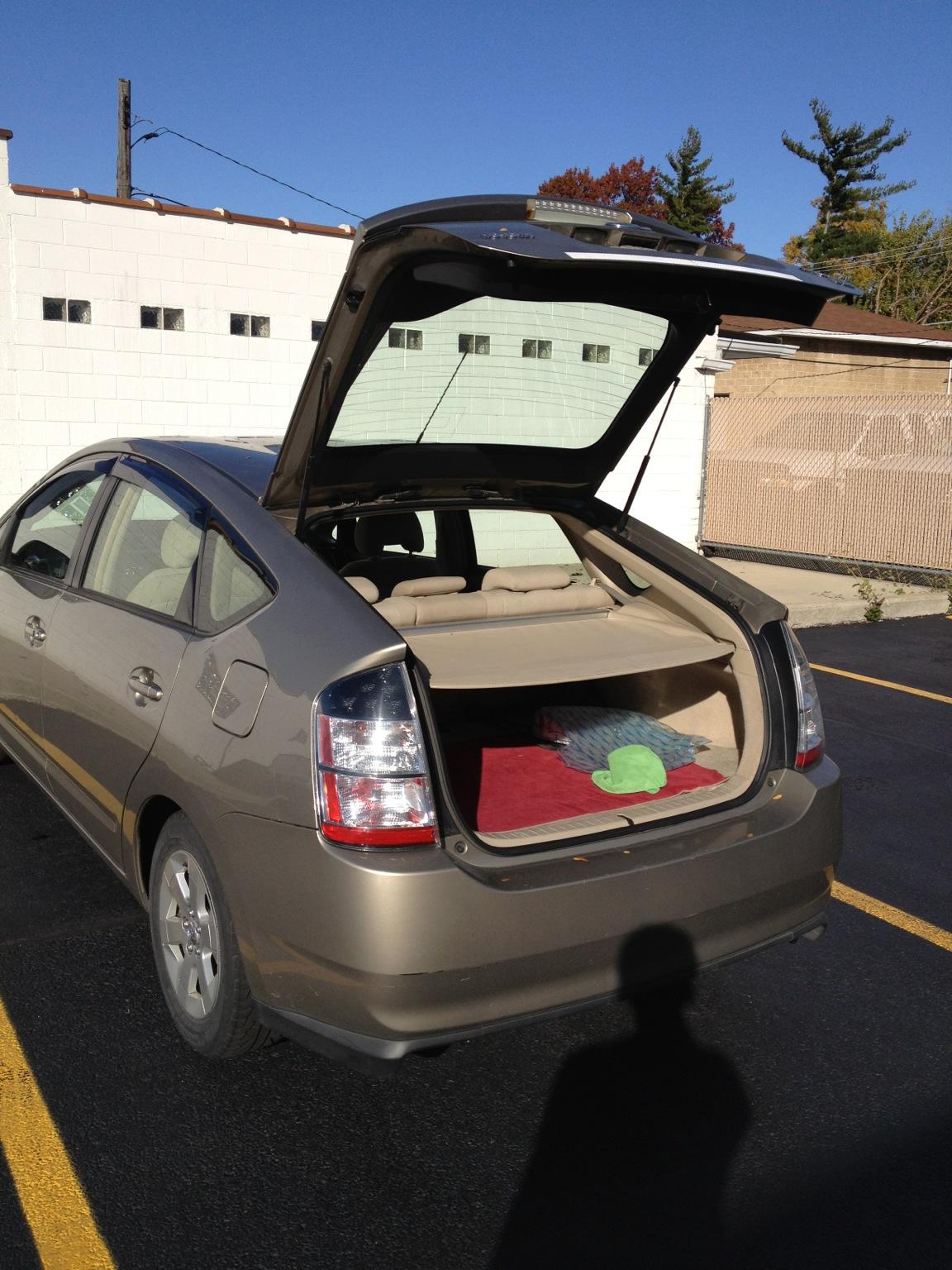 05年 Toyota Prius  油电混合动力