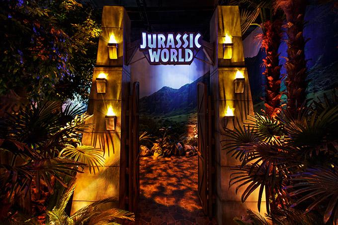 恐龙来袭:侏罗纪公园今夏敞开大门
