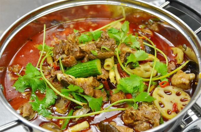 【每周一菜】成都烧鸡公,四川乡土风味
