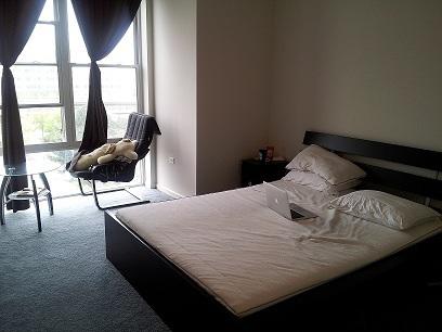 35街和STATE,IIT TOWER对面,星巴克楼上的两室中的一室招分租