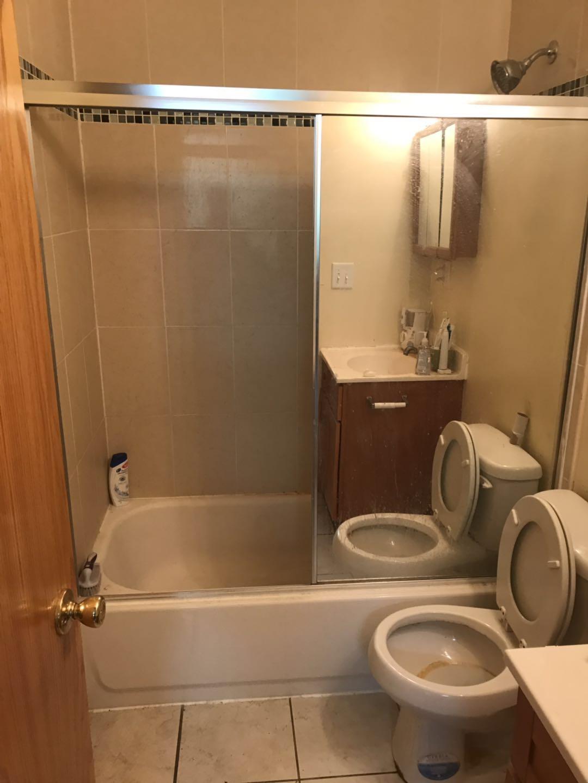 Bridgeport (31街和Halsted 附近)一间卧室十二月底出租, 月租$420,送床和其他家具