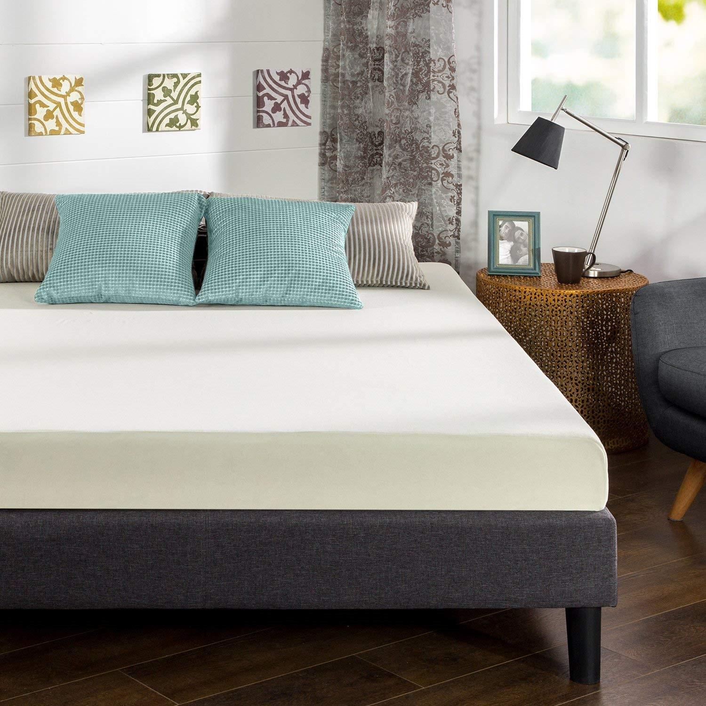 卖2手床(床垫和床架)