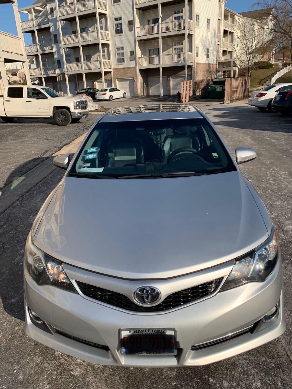 回国卖车,2012 Toyota Camry SE 106k $8500