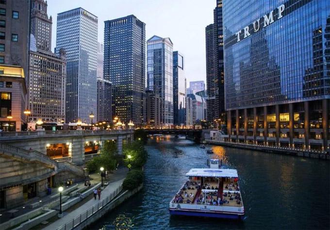 全球最佳旅游体验前25强:芝加哥排名第二