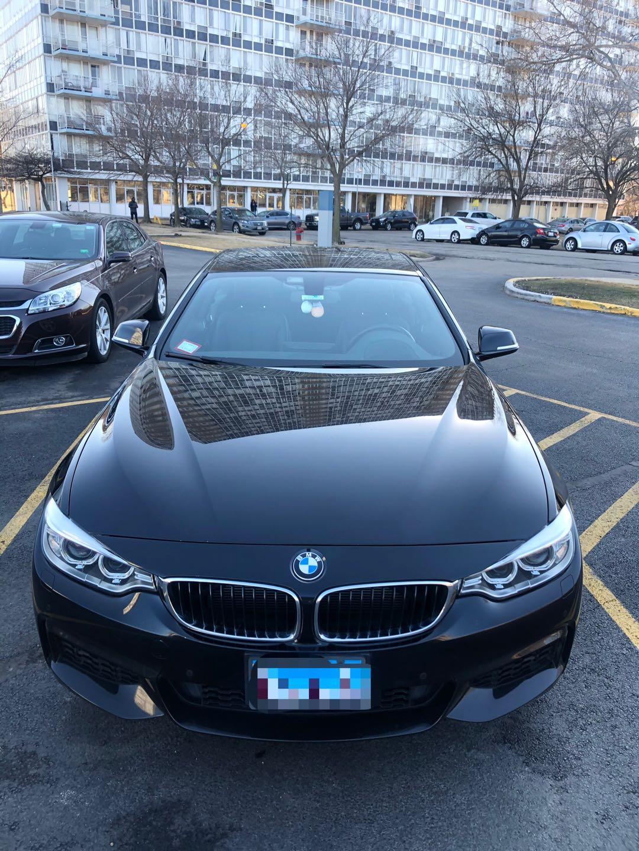 回国低价急出2014年BMW 428i xdrive